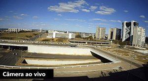 Eixo Monumental, Asa Sul, Brasília-DF, Brasil