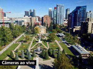 Central Memorial Park – Camera ao vivo