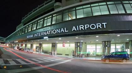Câmera ao vivo Aeroporto de Miami