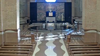 Capela do Santíssimo em Nossa Senhora de Aparecida