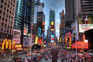 Times Square – Ao vivo