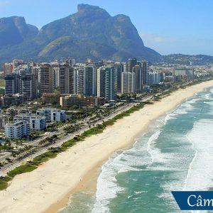Praia da Barra da Tijuca – Rio de Janeiro