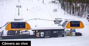 Estação de esqui de levi – Finlandia