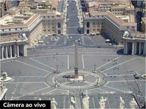 Praça de São Pedro – Vaticano