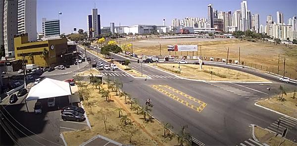 Praça-do-privé-caldas-novas-câmera-ao-vivo