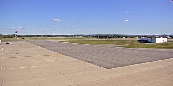 câmera-ao-vivo-aeroporto-Syracuse-Hancock-estados-unidos