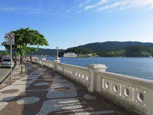 Ponta da Praia – Santos-Sp