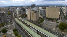 Estação-Ferroviária-Obihiro-Hokkaido-Japão