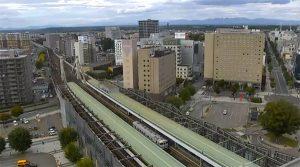 Ferrovia Obihiro Hokkaido
