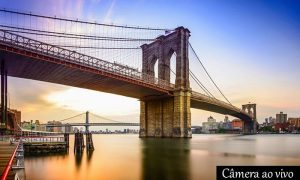 Ponte do Brooklyn – Nova York
