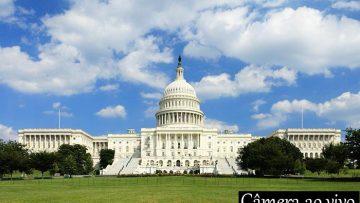 câmera-ao-vivo-capitolio-Washington