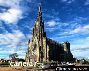 Catedral de Pedra – Igreja Matriz Nossa Senhora de Lourdes