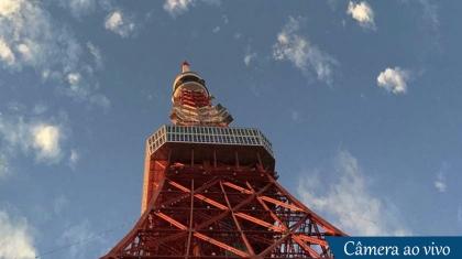 Tokyo Tower Panorama Webcam