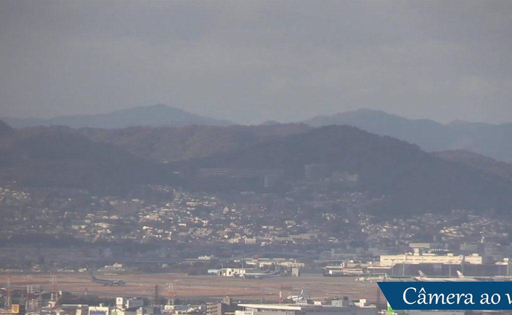 camera-ao-vivo-Osaka-Airport-Webcam