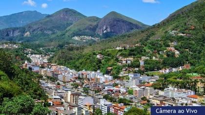 Câmeras ao vivo Nova Friburgo, Rio de Janeiro.