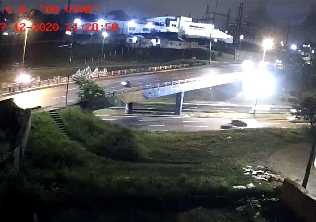 Câmera ao vivo Via Expressa BR-282 dá acesso à Ilha de Santa Catarina