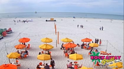 web cam Clearwater Beach in line24h