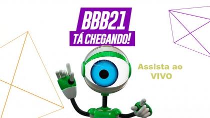Assistir BBB21 Ao vivo online