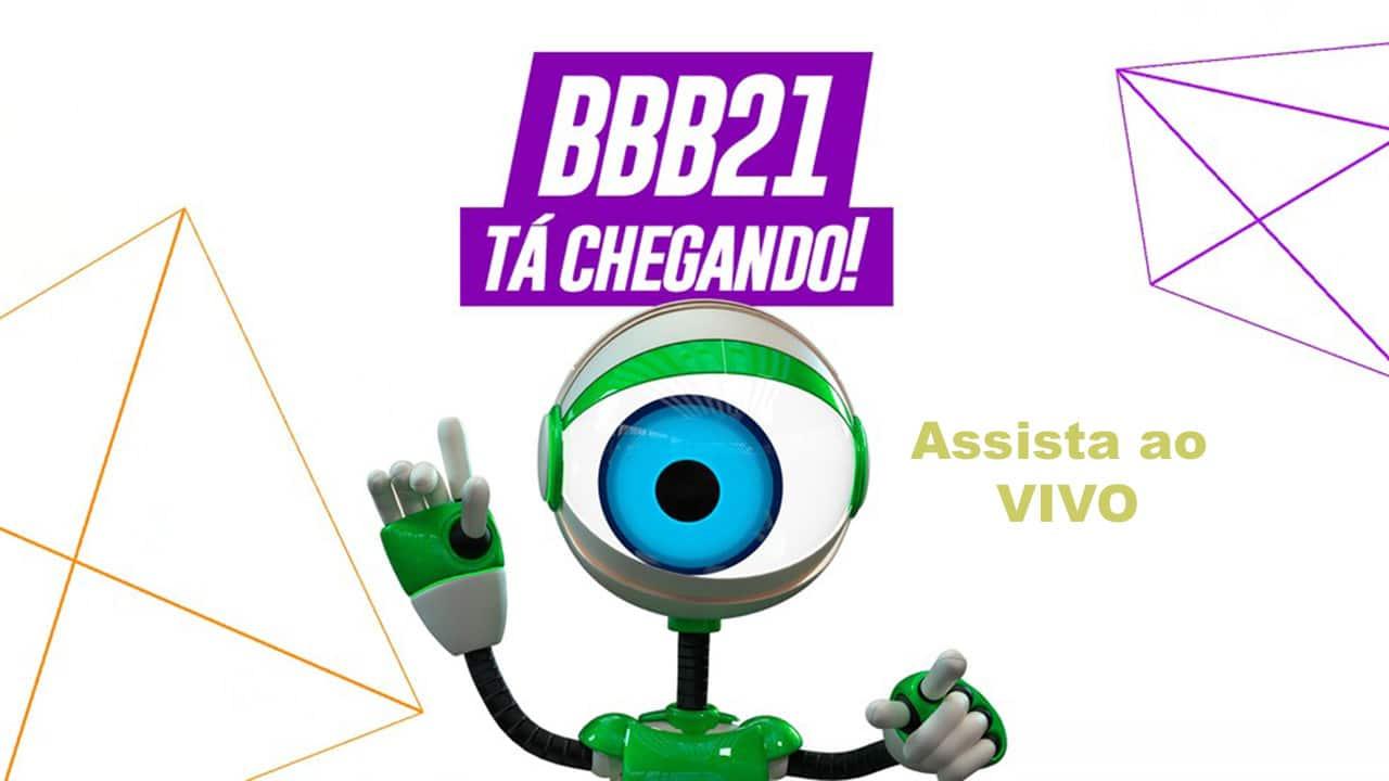 BBB 21 Ao Vivo » Assistir Big Brother Brasil ao Vivo e Online