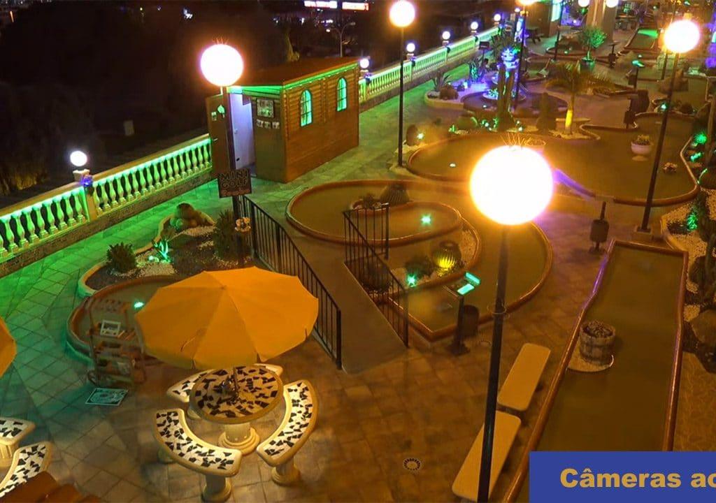 WebCam Playa del Inglés - Yumbo Center - Espanha