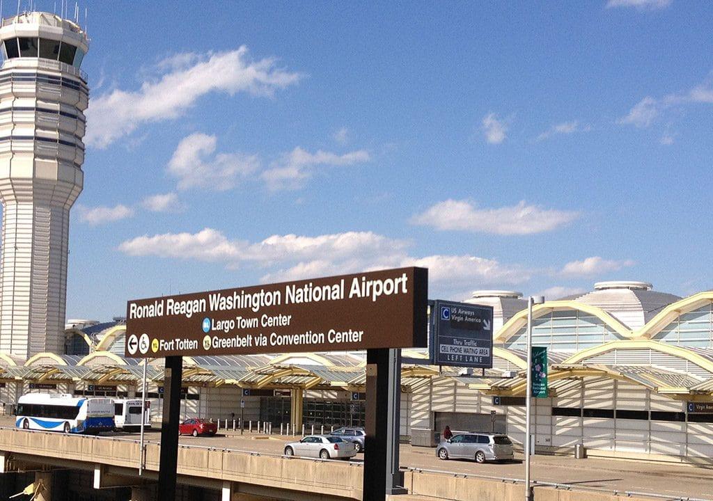 Reagan Washington National Airport Webcam
