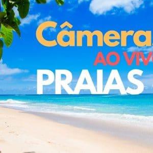 Câmeras ao vivo praias