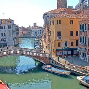 Ponte delle Guglie Venice