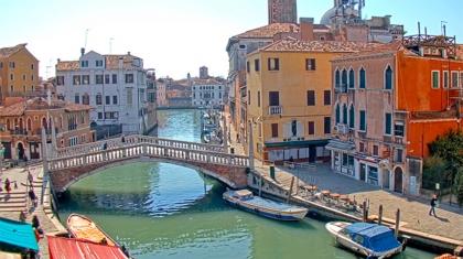 Webcam Ponte delle Guglie Venice