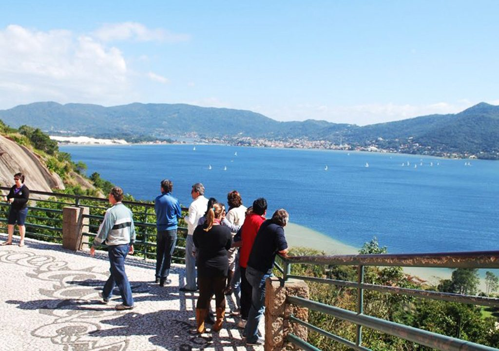 Mirante da Lagoa ao vivo Florianópolis