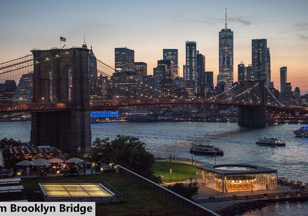 Live NYC Brooklyn Bridge