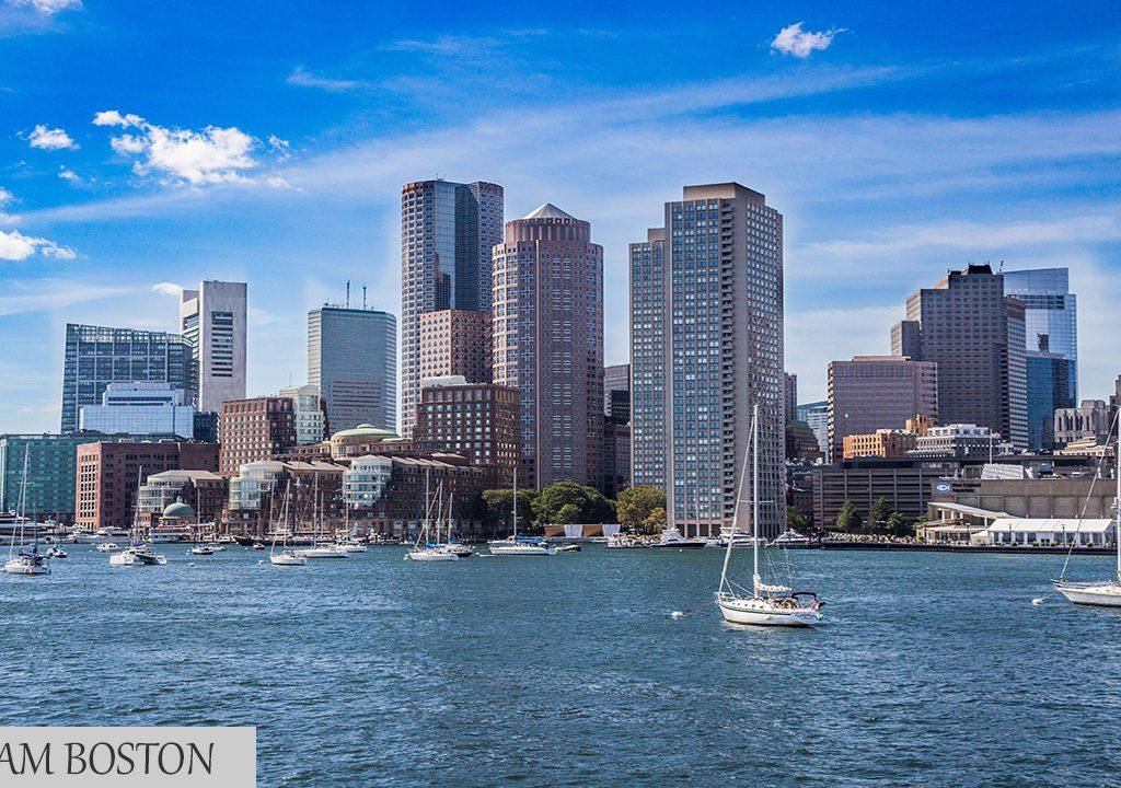 Live Cam Boston, Massachusetts USA Panorama
